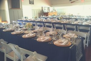 Harbour Room Banquet Setup